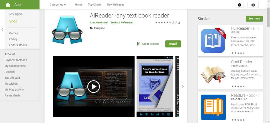 AlReader