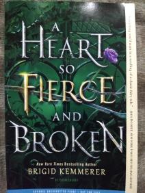 A Heart so Fierce & Broken