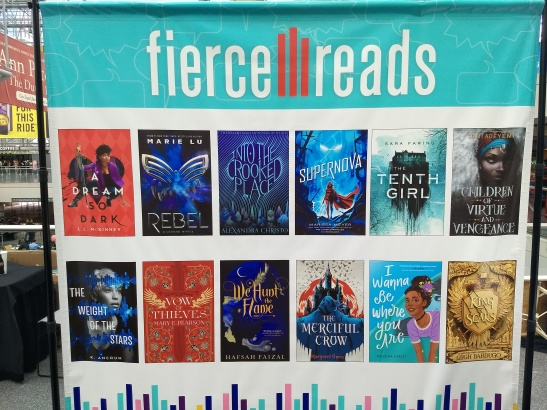 Banner- Fierce Reads