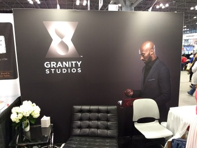 Booth- Granity Studios