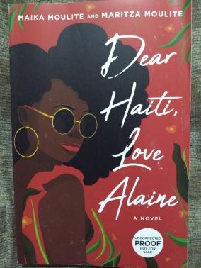 Dear Haiti, Love Alaine...
