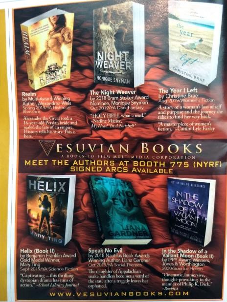 Vesuvian Books Ad